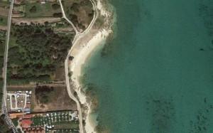 praia lavanqueira