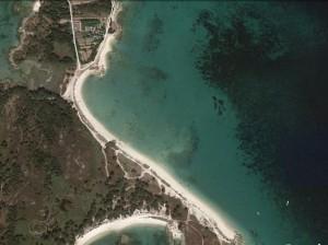 praia xastelas