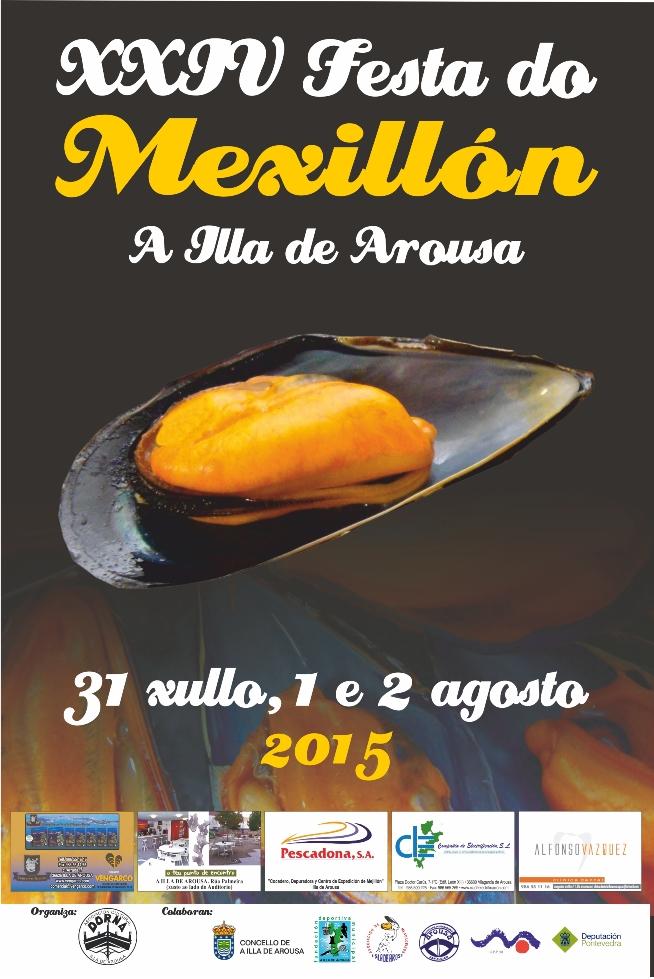 XXIV FESTA DO MEXILLON-A ILLA DE AROUSA