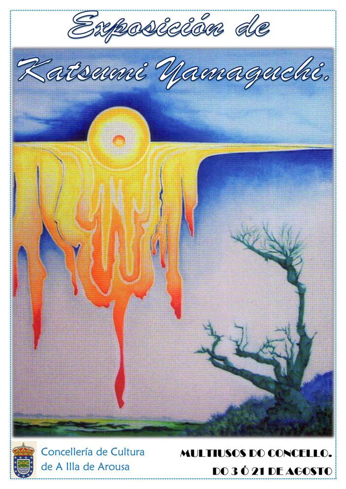 Exposición de pintura: Katsumi Yamaguchi