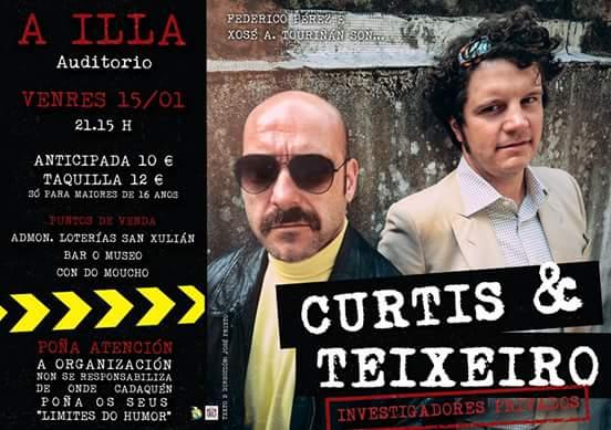 """HUMOR: """"CURTIS & TEIXEIRO"""" INVESTIGADORES PRIVADOS"""