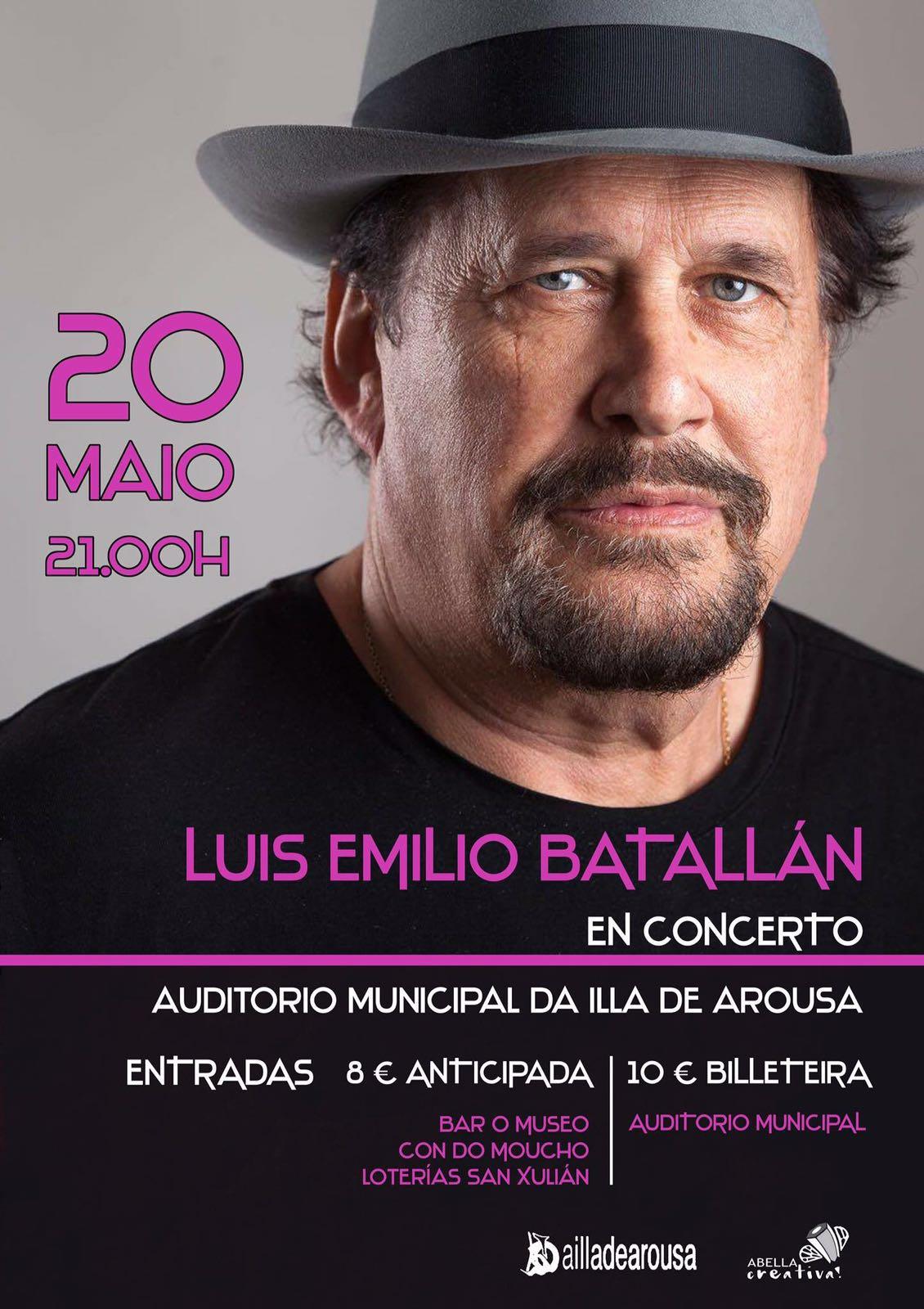 LUIS EMILIO BATALLÁN EN CONCERTO