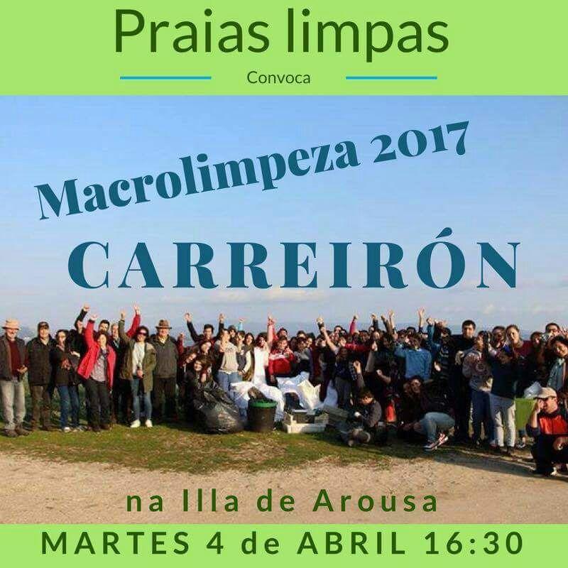 MACROLIMPEZA NO CARREIRÓN