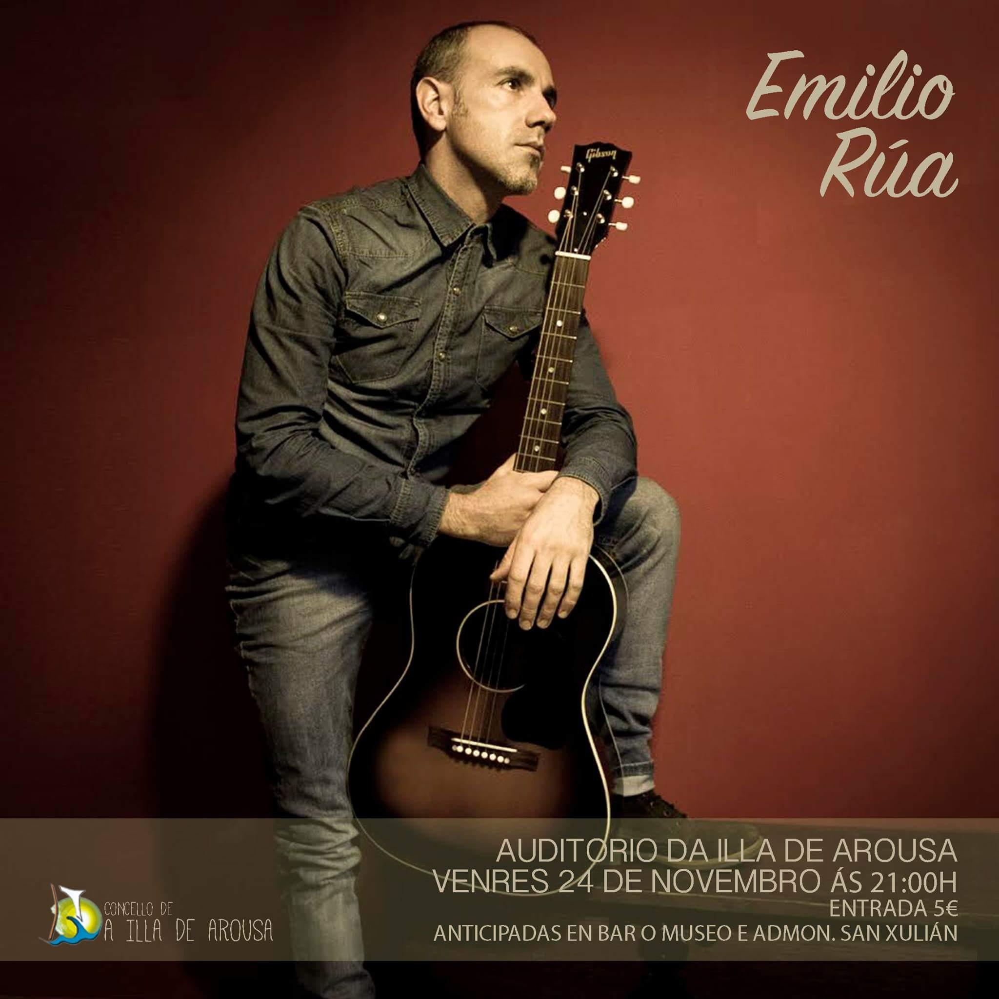EMILIO RÚA EN CONCERTO
