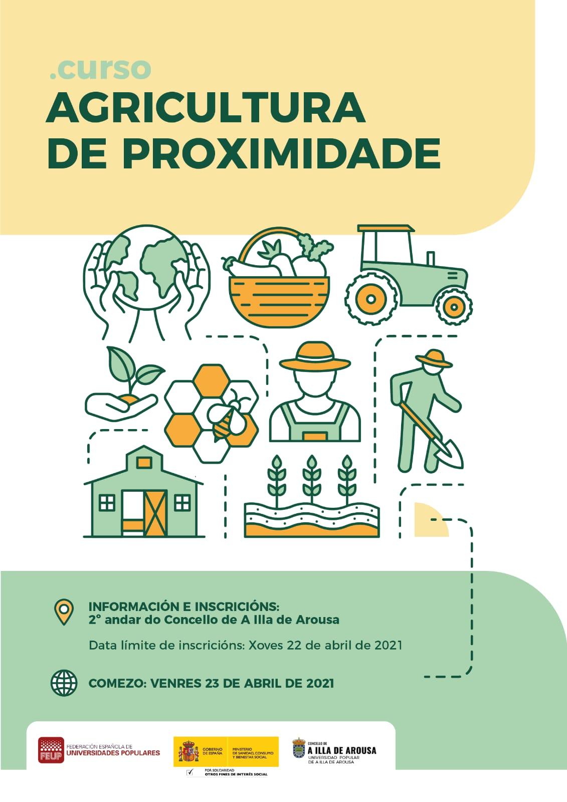 Curso de Agricultura de proximidade